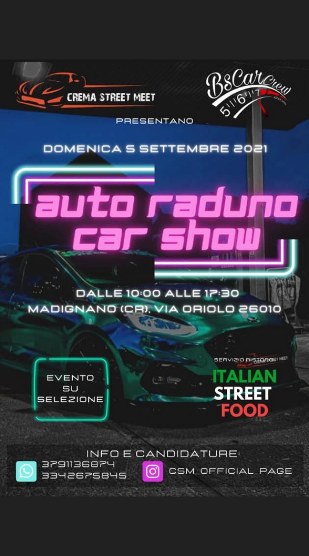 Auto raduno car show
