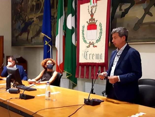 Incontro a Crema con  Andrea Orlando (PD) Ministro del Lavoro 'Il Lavoro che Verrà'(Video)