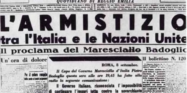 Cremona Cerimonia di commemorazione dell'8 settembre