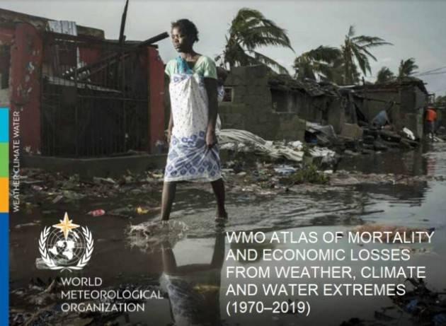 In 50 anni i disastri climatici sono quintuplicati, ma le vittime sono diminuite
