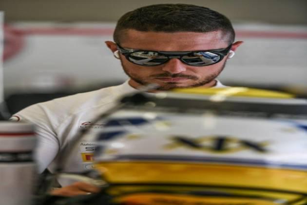 Perolini si prepara per le gare Sprint di Imola