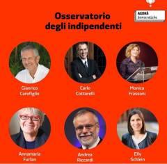 Enrico Letta (PD) Annuncia l'osservatorio delle agorà democratiche| GCStorti