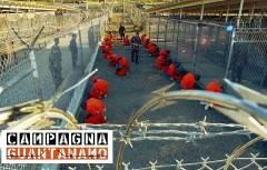 Firma Petizione chiudiamo la  prigione americana di Guantanamo su territorio cubano