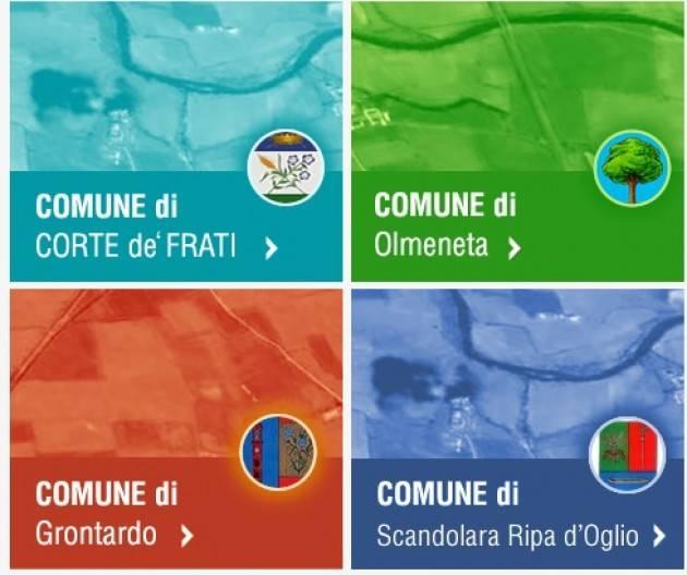 Si alla fusione comuni di Corte de' Frati, Grontardo, Olmeneta, Scandolara R.0.