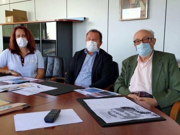 Cingia de Botti RSA E.Germani  Interviste a Piccioni, Salimbeni e Scaratti