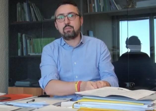 Matteo Piloni (Pd). La non riforma-sanità  Fontana-Moratti va in commissione.