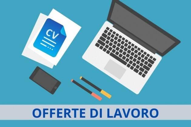 Attive 134 offerte lavoro CPI 07/08/2021 Cremona,Crema,Soresina e Casal.ggiore