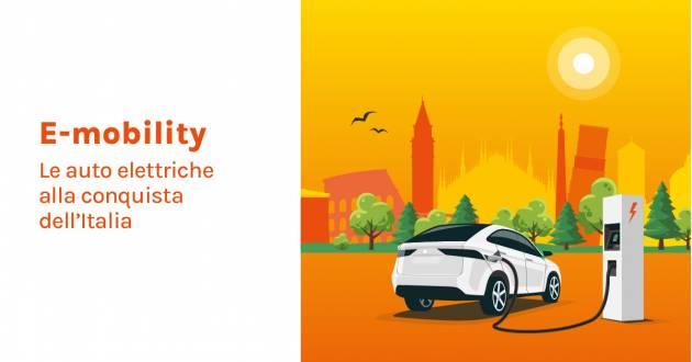 E-mobility le auto elettriche alla conquista dell'Italia