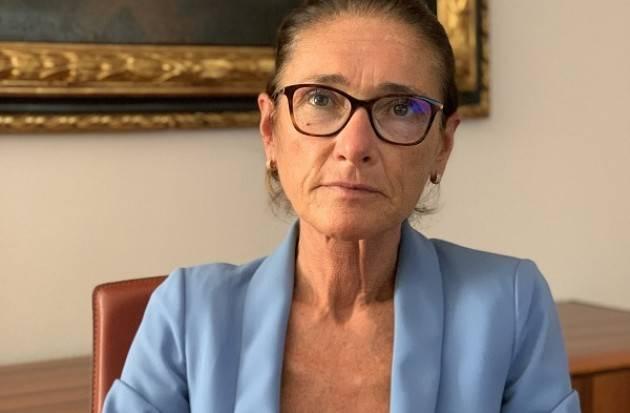 ASST CREMA Insediato il nuovo Direttore Generale Ida Maria Ada Ramponi