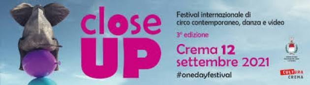 CLOSE UP Festival internazionale di circo contemporaneo, danza e video