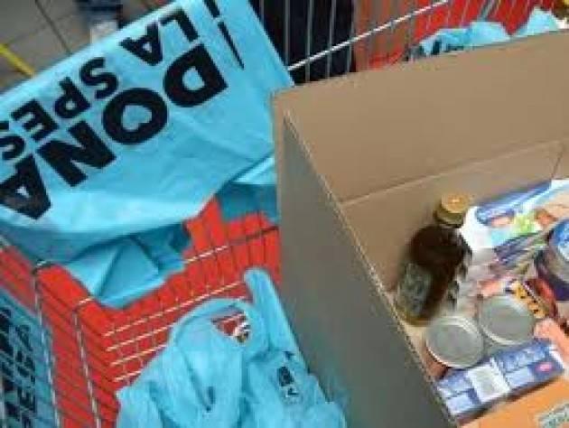 Torna sabato la raccolta solidale 'dona la spesa per la scuola'
