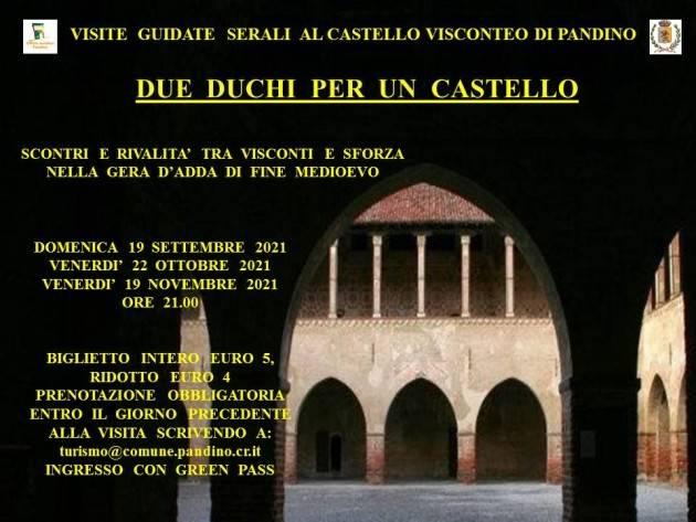 PANDINO - Due duchi per un castello