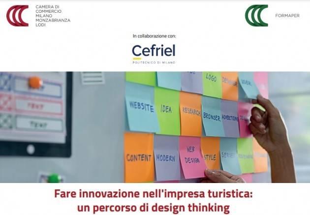 Design thinking, fare innovazione nell'impresa turistica