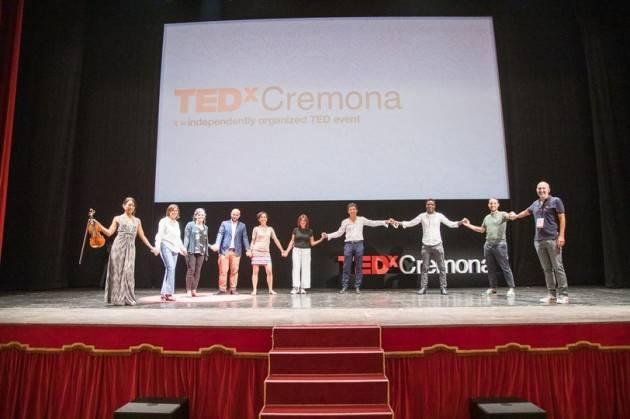 CR Evviva TEDx: questa è la prima edizione ma non l'ultima!   Gianluca Galimberti