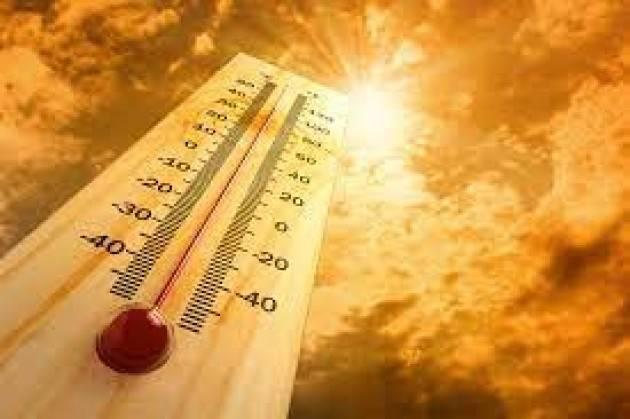 In Europa abbiamo vissuto l'estate più calda mai registrata