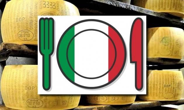 La svolta patriottica degli italiani a tavola
