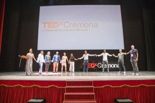 TEDX Cremona le interviste con Andrea Mattioli e Gianluca Galimberti