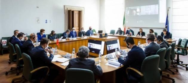 Incontro bilaterale Italia-Turchia