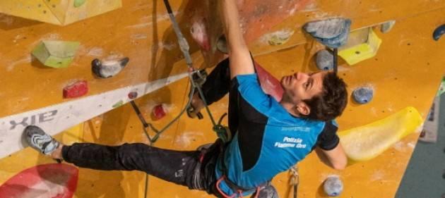 Stefano Ghisolfi vince la Coppa del mondo lead di Arrampicata sportiva