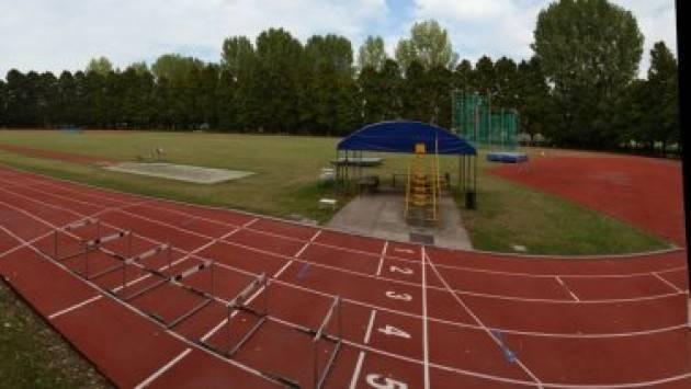 Cremona Riqualificazione pista atletica del campo scuola,piano alternativo
