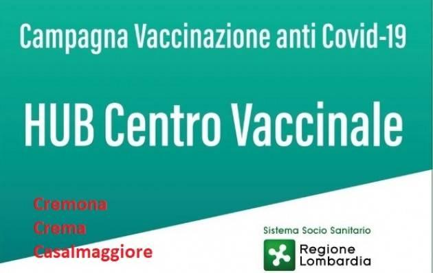 ATS VALPADANA VACCINI ANTI COVID19   PROROGATO FINO 19/9  ACCESSO 12-19 ANNI