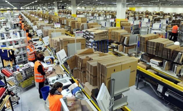 Bombardieri (UIL) : ´Intesa con Amazon primo passo importante ma...
