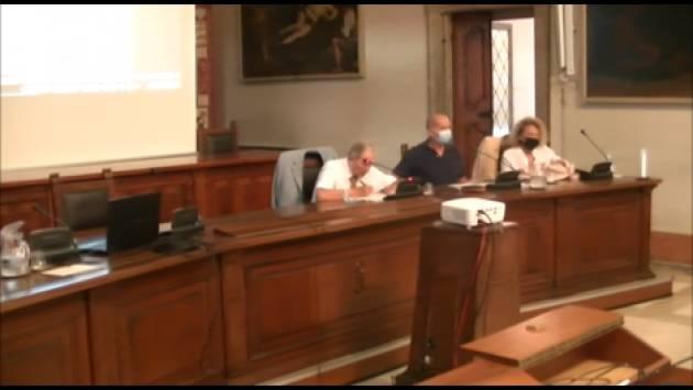 Taglio Alberi Cremona Flash Mob  e lavori Commissione Ambiente (GCStorti video)