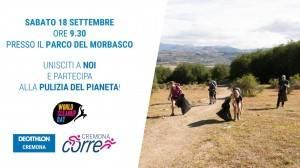 Cura dell'ambiente attraverso l'esercizio fisico, arriva a Cremona il Clean Up Day