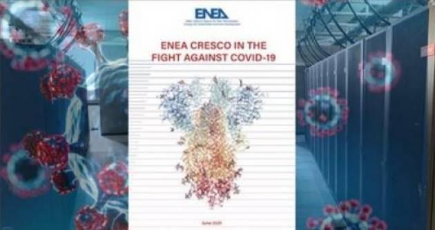 Cresco6 il supercomputer Enea che contrasta la pandemia