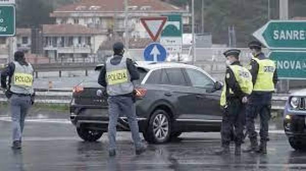 La Squadra mista italo-francese per la vigilanza transfrontaliera