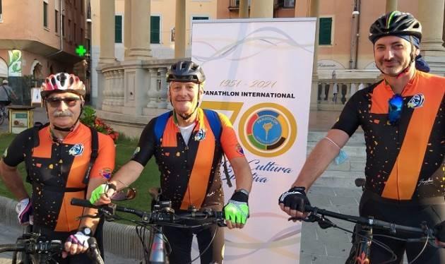 Il Panathlon Club Cremona alla sesta edizione della Route del Panathlon