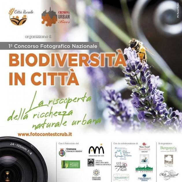 CREMONA 'Biodiversità in città: la riscoperta della ricchezza naturale urbana'