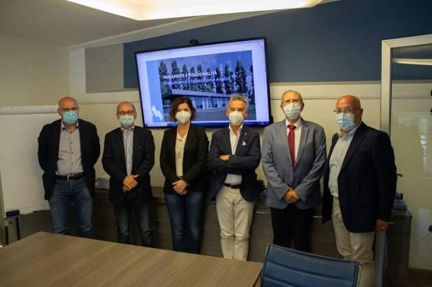 Cremona Padania Acque : presentato il progetto nuovo laboratorio analisi
