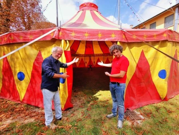 A Gerre de Caprioli arriva 'Circus', il circo senza animali, fucina di giovani apprendisti circensi
