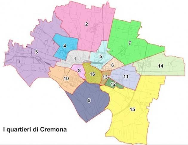 Cremona COMITATI DI QUARTIERE A RINNOVO 2021-22