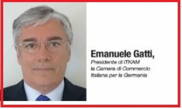 Emanuele Gatti al Rotary Club Crema |Agazzi Antonio