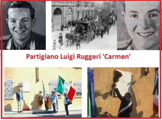A Pozzaglio commemorazione partigiano 'Carmen' il  24 settembre 2021