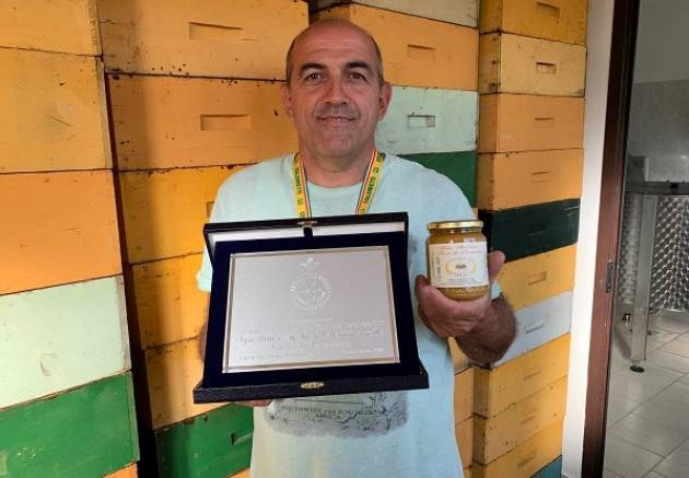 Nasce a Crema il Miele più buono d'Italia
