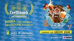 Dal 01 al 03 di ottobre Cremona celebra la Baviera CREMONA
