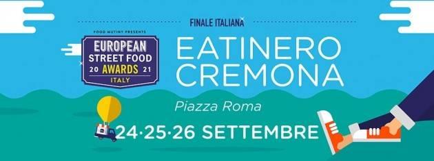 Eatinero Cremona 2021, 24-25-26 settembre - Finale 'Italian Street Food Awards'