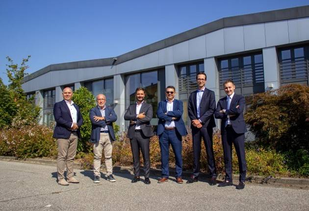 Padania Acque : Schneider Electric in visita presso la sede di Cremona