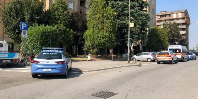 CREMONA - 20ENNE UCCIDE A COLTELLATE LA MADRE - FOTO