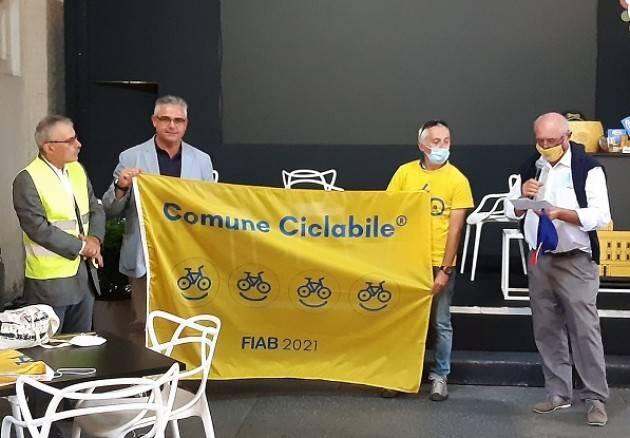 Piacenza è Comune sempre più ciclabile; lo certifica Fiab-Amolabici.