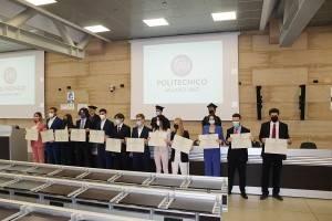 POLIMI Il Campus di Cremona proclamati  i suoi Ingegneri in presenza