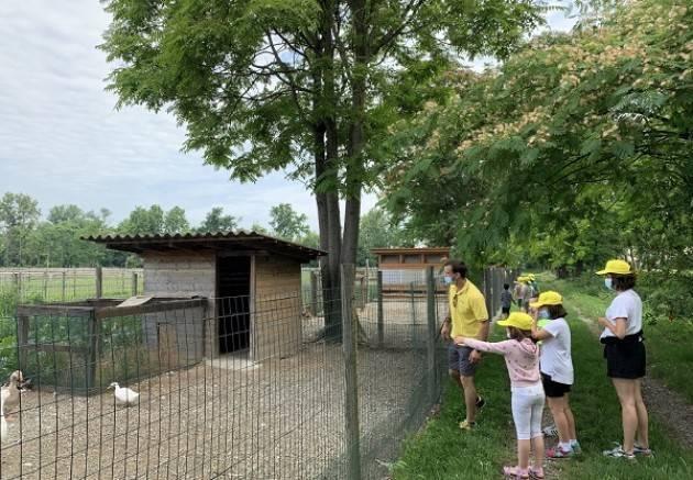 Coldiretti Cremona: Domenica 26 settembre  fattorie didattiche a porte aperte