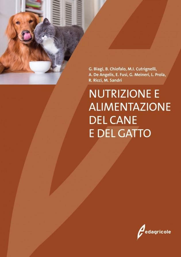 EDAGRICOLE NUTRIZIONE E ALIMENTAZIONE DEL CANE E DEL GATTO
