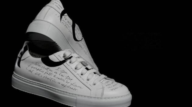 A Milano le sneakers che raccontano la sclerosi multipla