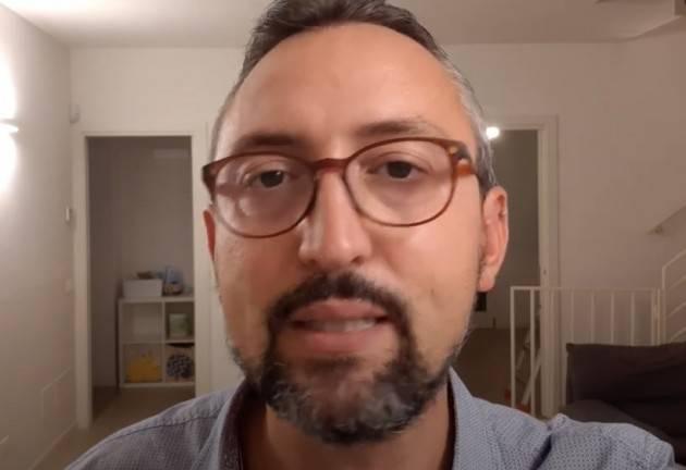 Matteo Piloni (PD) Racconto settimana in consiglio n. 136