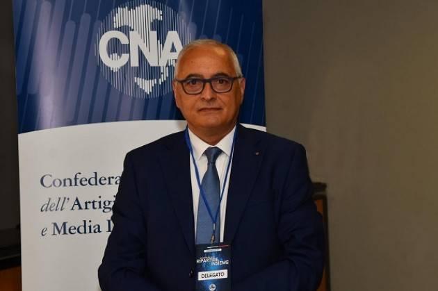 CNA Lombardia, il cremonese Giovanni Bozzini è il nuovo Presidente Regionale