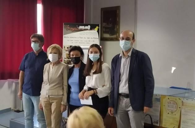 Cremona Nell'aula magna del Liceo 'G. Aselli' consegnato il Premio Gjika